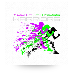 Youth Fitness Warriors Logo